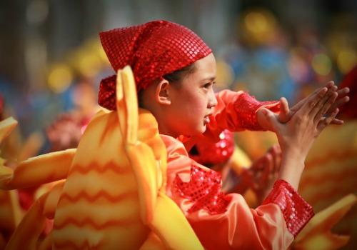 tuna festival street dancer