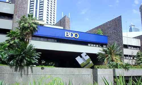 BDO Headquarters care banks-in-the-philippines
