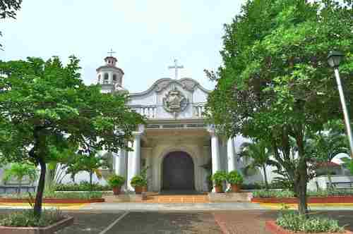 Jerome Emiliani church Ayala Alabang