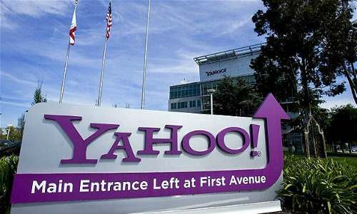 It is Yahoo