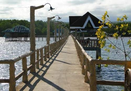 MOAP Long Boardwalk