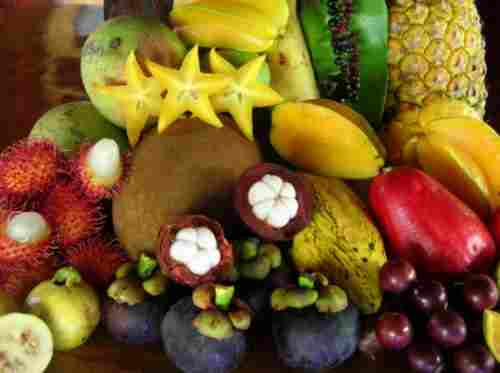 A nice Philippine cuisine called Philippines Tropical Fruits