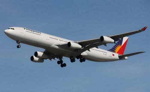 PAL airbus 340 care philippines-travel