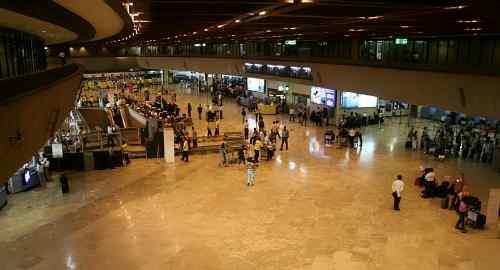 Departure area NAIA1 care ninoy-aquino-international-airport