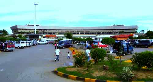 Parking lot care ninoy-aquino-international-airport