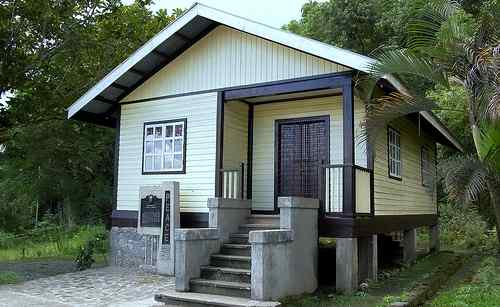Yamashita surrender site care ifugao