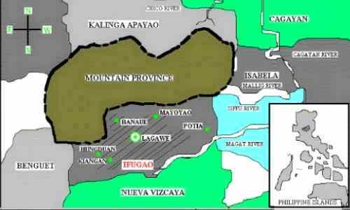 map ifugao care ifugao