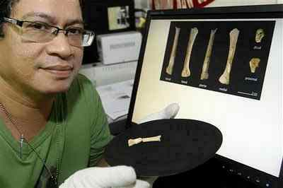 Ancient foot bone care philippines-history