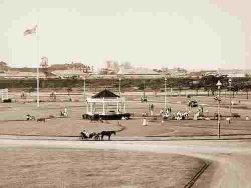 Luneta in 1910
