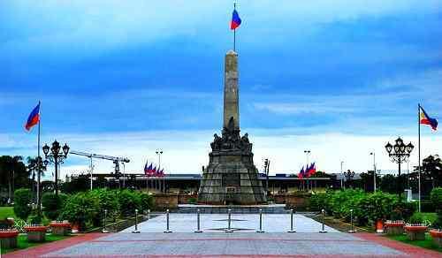 """Rizal Park care philippine-islands"""" title=""""Rizal Park on a clear day care philippine-islands"""" width="""