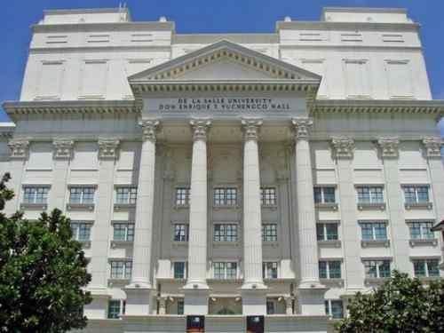 De La Salle University care living in the philippines