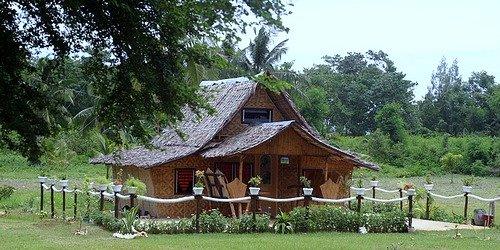 Elegant bahay kubo care philippine-islands