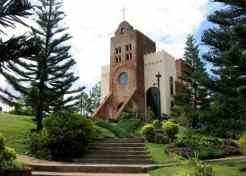 Calaruega Chapel of Nasugbu Batangas care cheap-places-to-retire