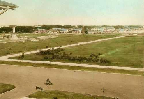 Luneta in 1917