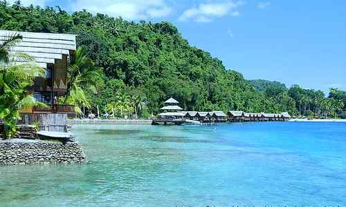 Pearl Farm Resort of philippine-provinces
