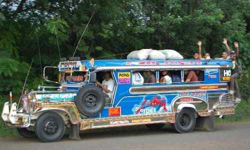 Philippine jeepney care philippines-travel