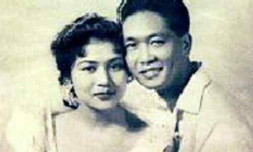 Ferdinand and Imelda
