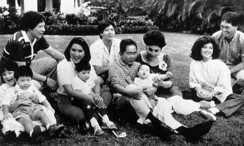 Marcos and Family