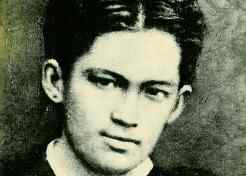 Rizal at 18 care jose-rizal