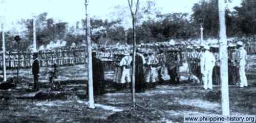 Execution of Rizal at Bagumbayan care jose-rizal