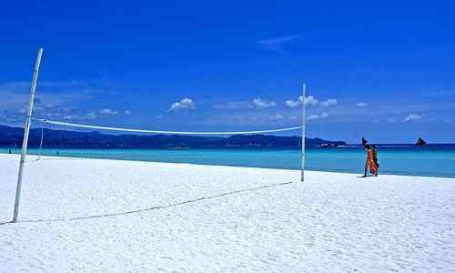 Boracay white beach care philippines-tourism
