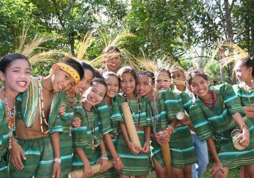 kadayawan participants