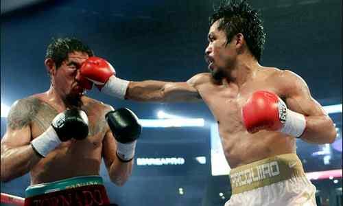 Margarito vs Manny care manny-pacquiao