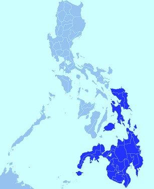 Tarsier geodistribution care philippine-tarsier