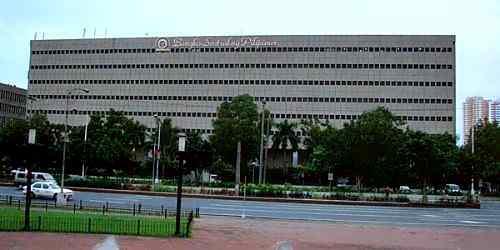 BSP Main Complex
