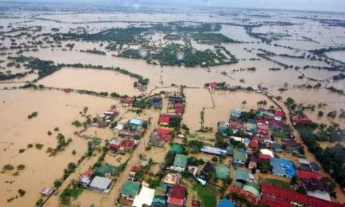 Philippine flood
